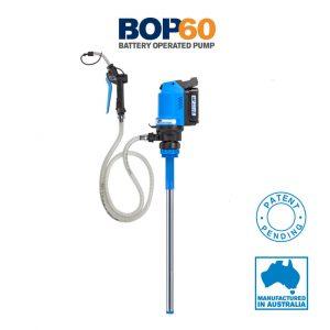 BOP: Bomba de aceite de batería para contenedores de 16 Galones