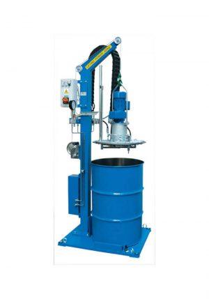 Central de lubricación desde Cilindro BEG-R